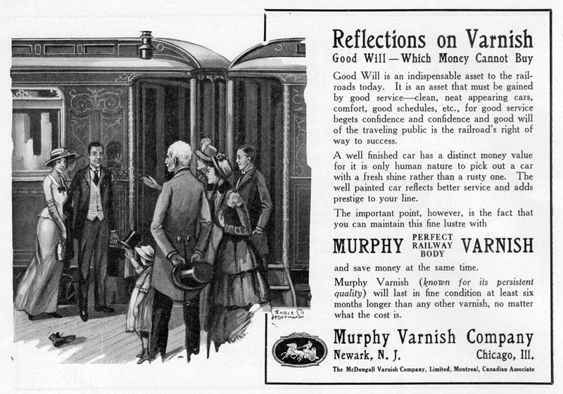 1922 Murphy Varnish Company.