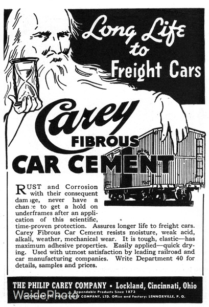1941 Phillip Carey Company.
