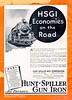 1939 Hunt Spiller Gun Iron.