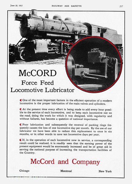 1917 McCord and Company.