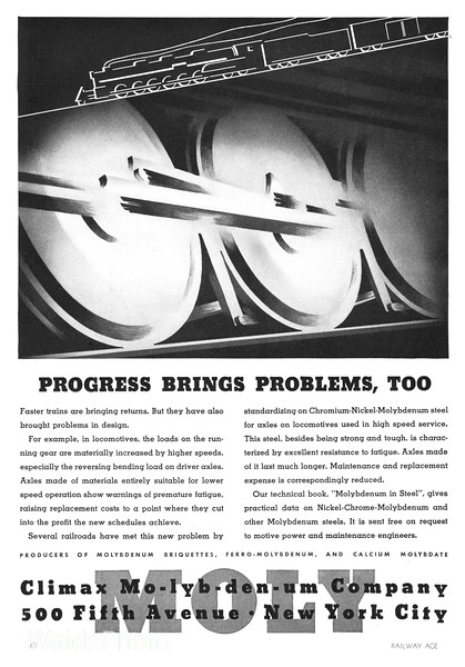 1940 Climax Molybdenum Company.