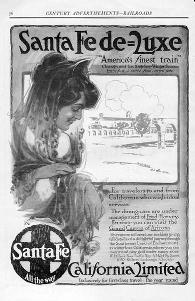 1912 Santa Fe.