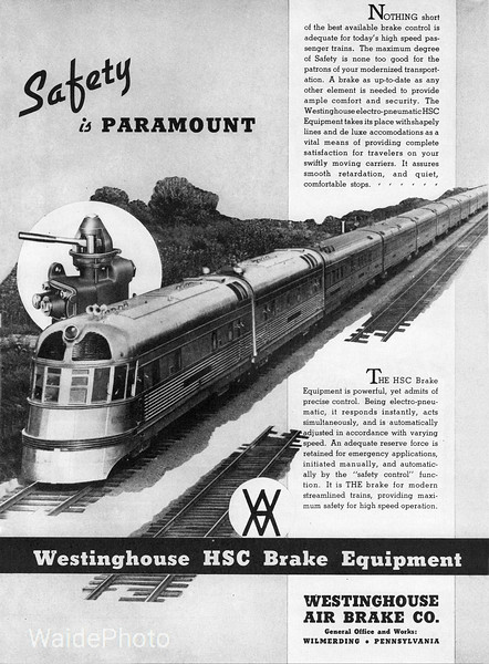 1940's Westinghouse.