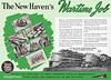 1944 New York, New Haven & Hartford.