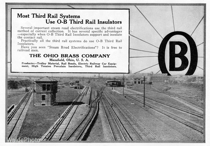 1922 Ohio Brass Company.