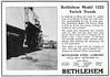 1923 Bethlehem Steel Company.