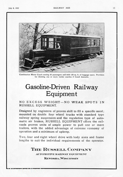 1922 The Russell Company.