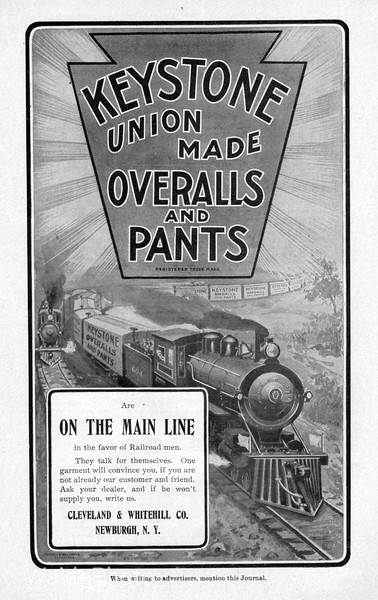 1904 Cleveland & Whitehill.