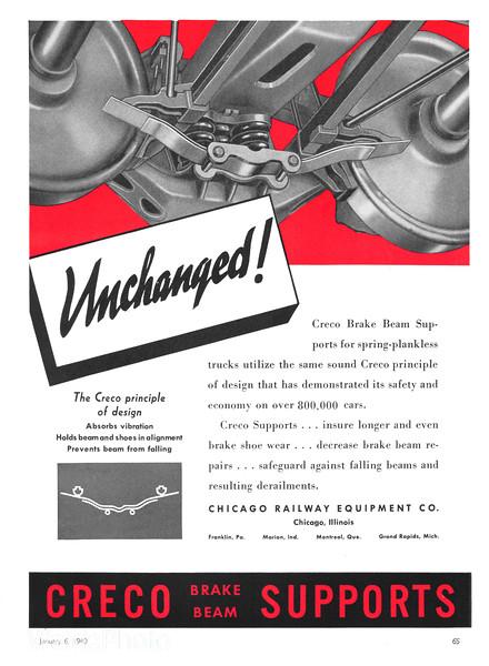 1940 Chicago Railway Equipment Company.