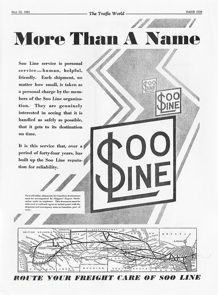 1931 Soo Line