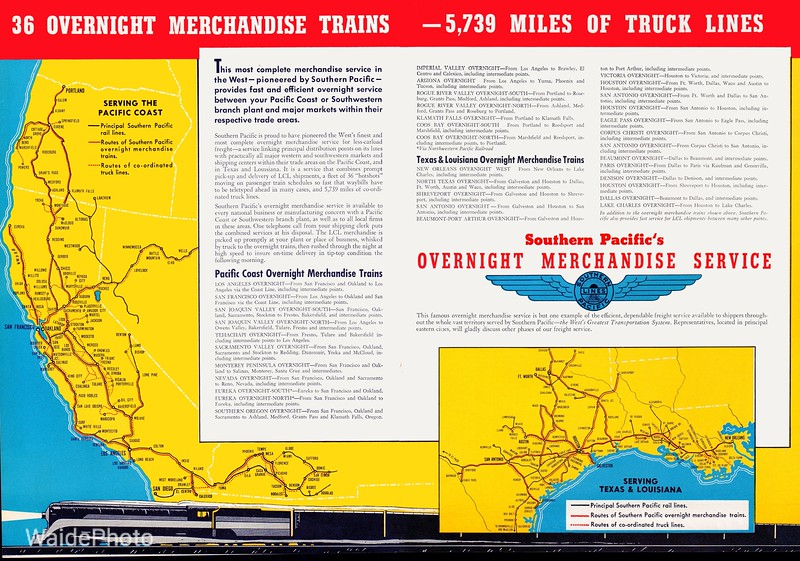 1940 Southern Pacific.