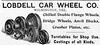 1900 Lobdell Car Wheel Company.