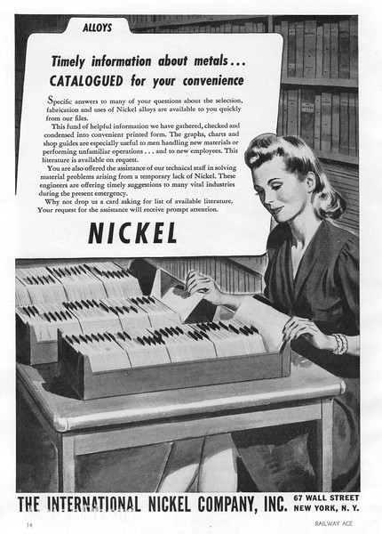 1941 International Nickel Company Incorporated.