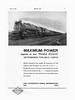 1935 Lima Locomotive Works.