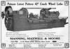 1916 Putnam Machine Company & Manning, Maxwell, & Moore, Inc.