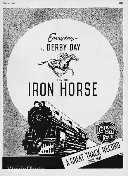 1944 St. Louis Southwestern Railway.