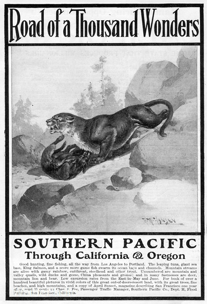1907 Southern Pacific.