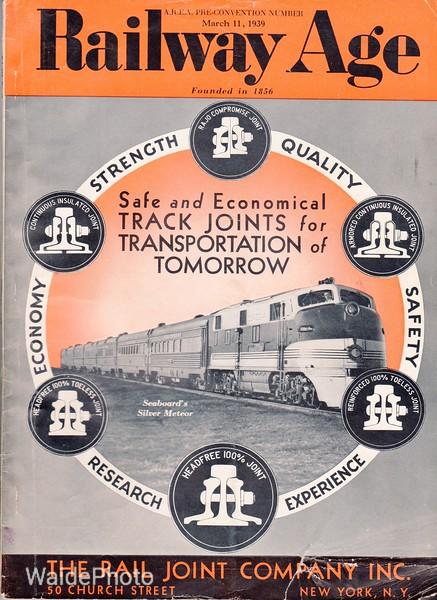 1939 Rail Joint Company, Inc.