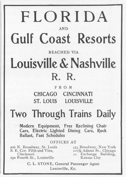 1904 Louisville & Nashville Railroad.