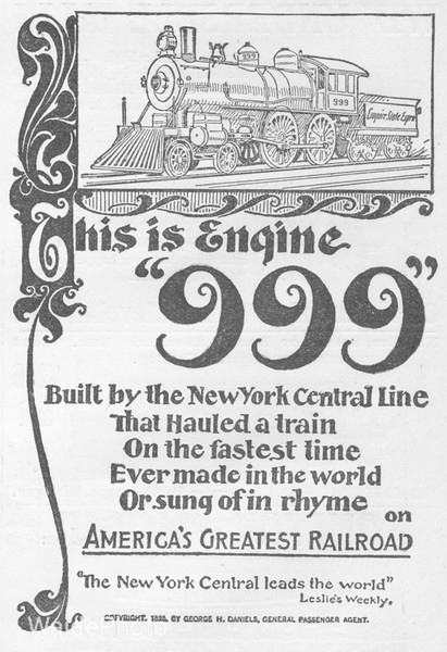 1897 New York Central.