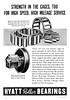 1940 Hyatt Roller Bearings.