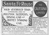 1896 Santa Fe.