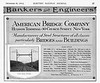 1914 American Bridge Company.