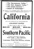 1905 Southern Pacific.