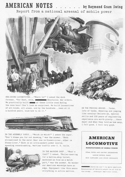 1940's Alco.