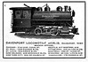 1914 Davenport Locomotive Works.