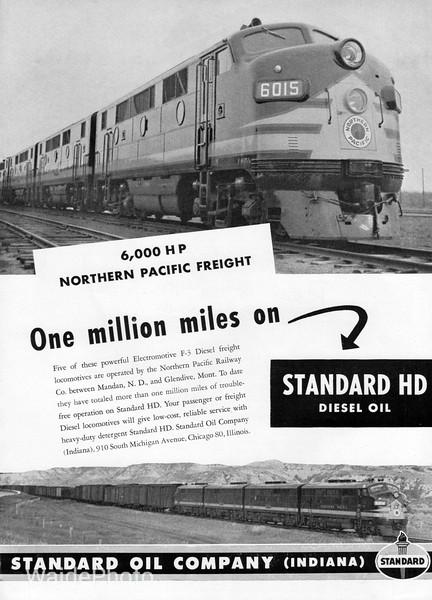 1940's Standard Oil.