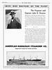 1931 American-Hawaiian Steamship Company.
