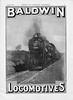1922 Baldwin Locomotive Works.