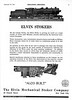 1923 Elvin Mechanical Stoker Company.