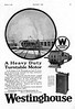 1922 Westinghouse Electric & Manufacturing Company.