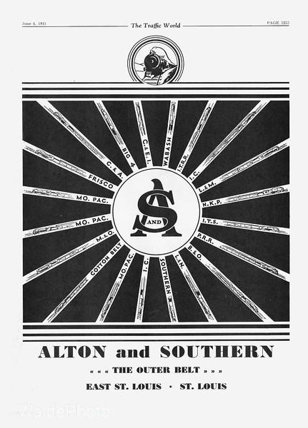 1931 Alton & Southern