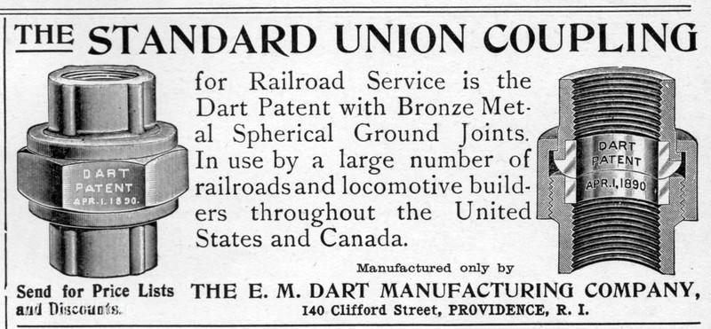 1900 E.M. Dart Manufacturing Company.