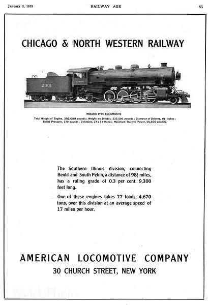 1919 Alco.