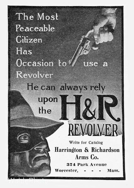 1905 Harrington & Richardson Arms Company.