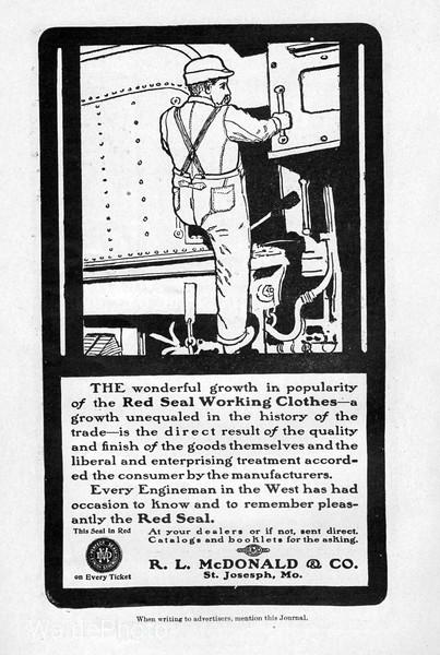 1904 R.L. McDonald & Company.