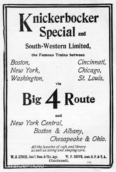 1900 Big Four.