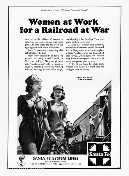 1943 Santa Fe.