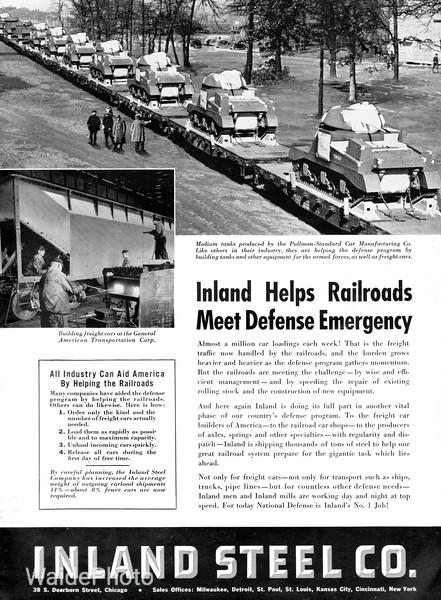 1941 Inland Steel Company.