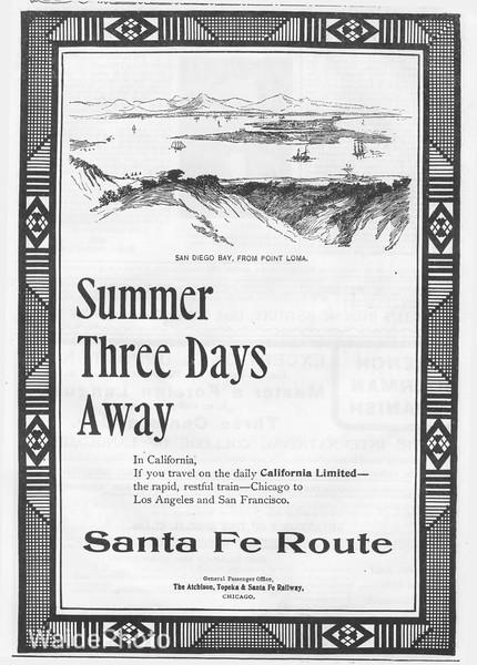 1899 Santa Fe.