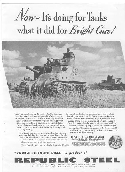 1940's Republic Steel.