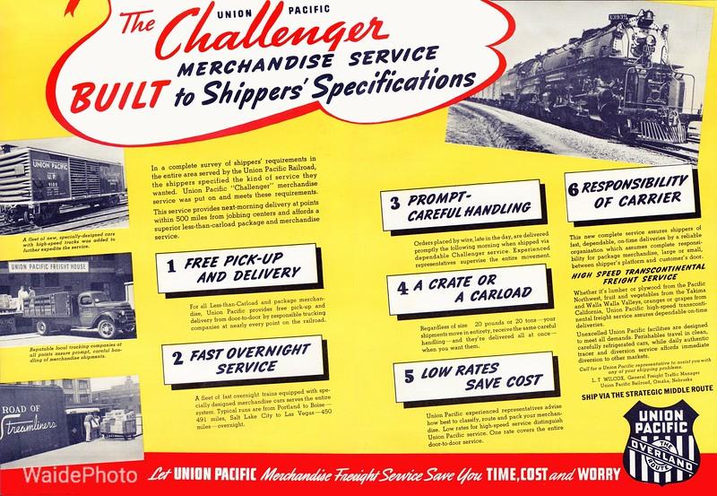 1940 Union Pacific.