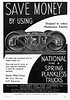 1939 National Malleable and Steel Castings.