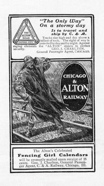 1903 Alton & Southern Railway.