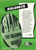 1940's Baldwin Locomotive Works.