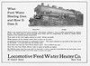 1919 Locomotive Feed Water Heating Co.
